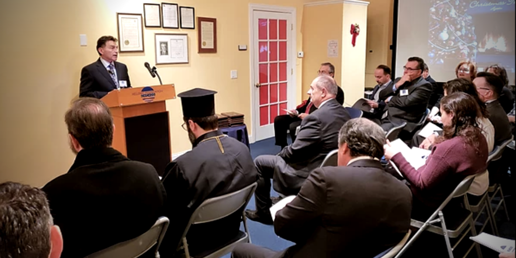 Annual Grant Awards at Hellenic Foundation