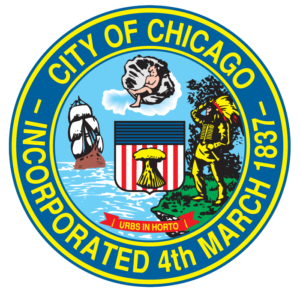City of Chicago Seal at Hellenic Foundation
